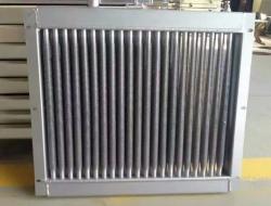 铝制翅片式圆管散热器
