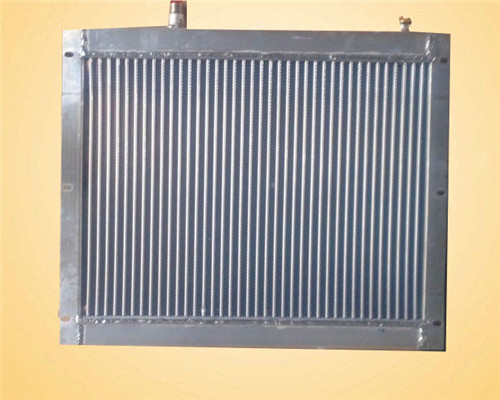 养殖铝制扁管散热器,铝散热器