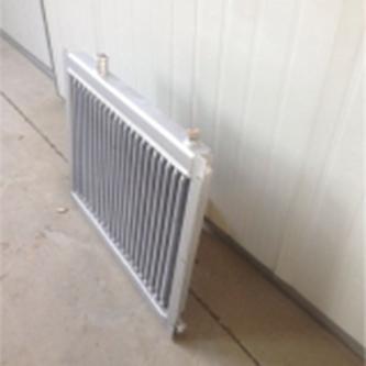 养殖畜牧大棚铝制散热器铝翅片散热器
