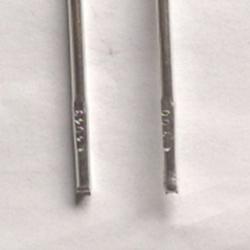 铝硅焊条型号(3mm)