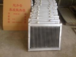 铝制翅片式(圆管)散热器