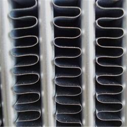 铝制口琴式(扁管)散热
