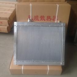 铝制口琴散热器