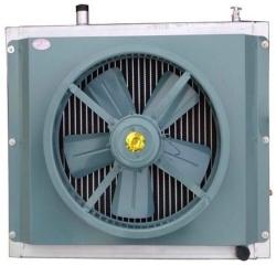 花卉园艺养殖铝制散热器水暖风机