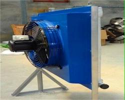 鸡舍专用铝制散热器养殖暖风机