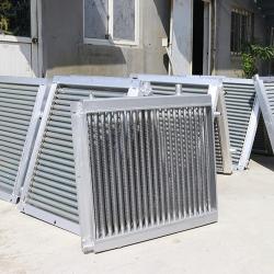 铝水箱散热器翅片式散热器