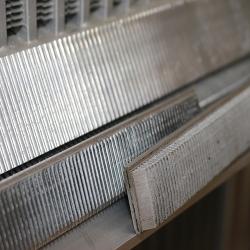 新型散热器管